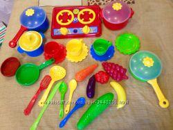 Набор посуды для девочки