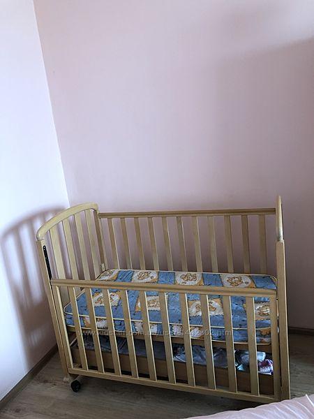 Детская кроватка Верес Соня ЛД-9