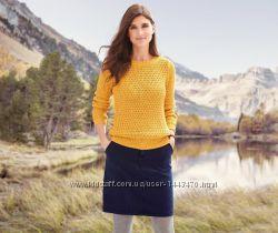 Модная женская юбка 36р 38р евро Tcm Tchibo Германия смотрите замеры