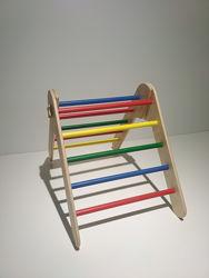 Треугольник Пиклера. Детская лесенка. Детский спортивный уголок. 57 см