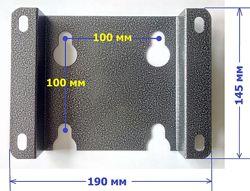Крепление-кронштейн для небольших LED/LCD телевизоров и мониторов