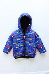 Куртка демисезонная для мальчика , р. 80-86