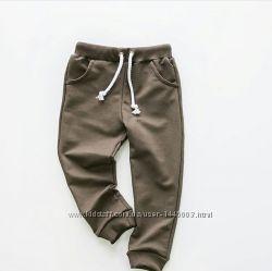 Спортивные штаны, р. 122, 128, цвета в ассортименте