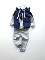 Комплект костюм и жилет для мальчика или девочки, р. 122, 128