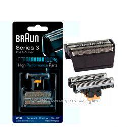 Сетка и режущий блок Braun 31B 50006000 Series 3