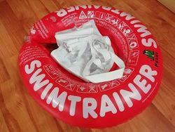 Swimtrainer красный Круг для обучения плаванию тренер от 3 мес