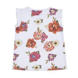 Летние футболки Chicco для девочек р.104/110/116/122/128