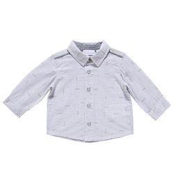 Рубашки для мальчиков Chicco р.74/92/98/104/110см