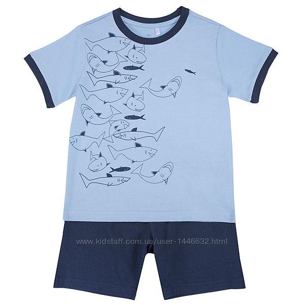 Пижама для мальчика Chicco р.92-110см