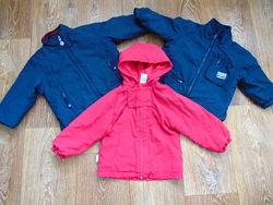 Куртки дэми  H&M, Ladybira, Next