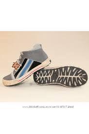 кожаные демисезонные ботинки кеды Andre