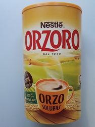 Ячменный напиток кофе Nestle Orzoro 200г Италия