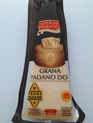 Сыр Грана Падано Grana Padano DOP 300г, Италия