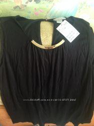 Трикотажная блуза H&M новая