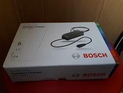 Зарядний пристрій Bosch Compact Charger 2A