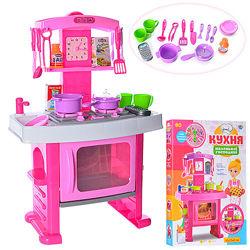 Детская игровая кухня Limo Toy 661-51 свет звук дитяча кухня игровой набор