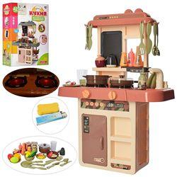 Детская игровая кухня с водой Limo Toy 889-190 свет, звук,36 предметов