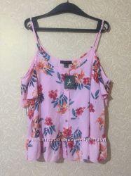 Новая роскошная фирменная блуза с открытыми плечиками Atmosphere, 3XL