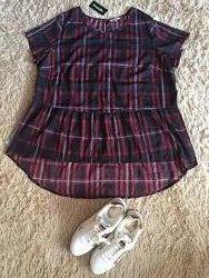 Новая фирменная роскошная блуза, туника simply be, размер 3/4xl