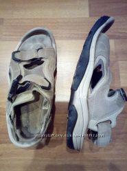 Спортивные босоножки кожаные Columbia 38р 24, 5 см
