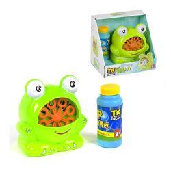 Машинка для мыльных пузырей Лягушка