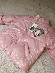 Демисезонная курточка осень зима на девочку, на мальчика
