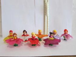 Киндер игрушки Цветочные феи