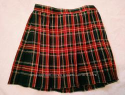 Плиссированная юбка Акция  в наличии размер М