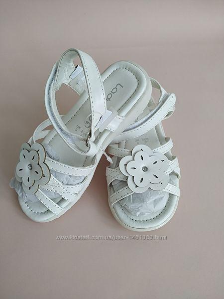 Распродажа Босоножки сандали для девочки Англия