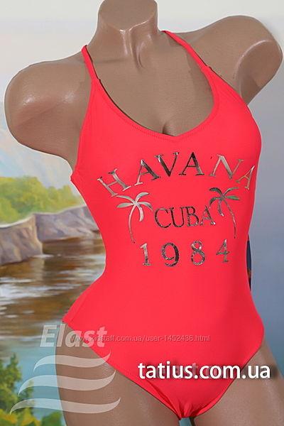 Cлитный подростковый купальник 12-18лет. , цвета в ассорименте