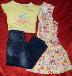 Модная одежда для девочки