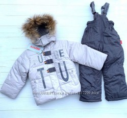 Комплект куртка, жилетка, комбинезон 1902 Ohccmith