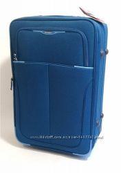 Качественный двухколесный чемодан Испания. Маленький, средний, большой
