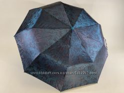 Зонт  полу автомат с шелкографией  FLAGMAN