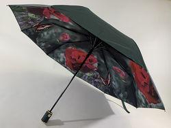 Зонт полуавтомат с двойной тканью