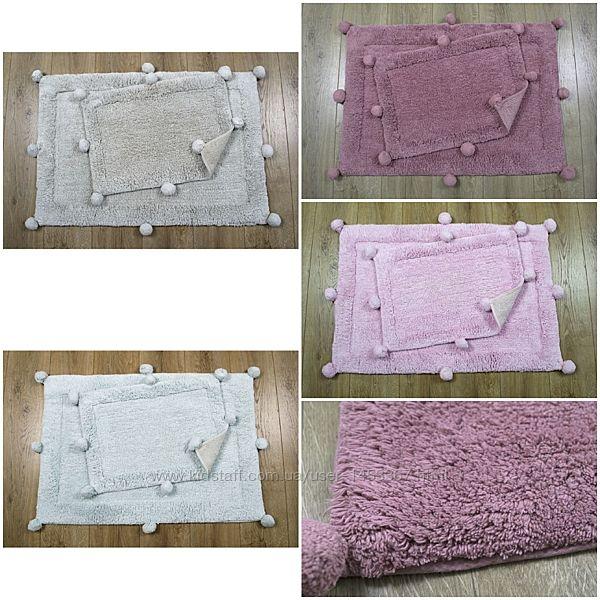 Набор ковриков Irya - New Stria yesil зеленый 60. 90. 40. 60
