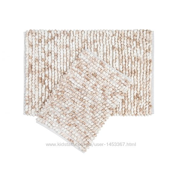 Набор ковриков Irya - Ottova beige  60-90-40-60