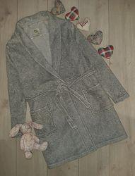 Плюшевый халат размер L
