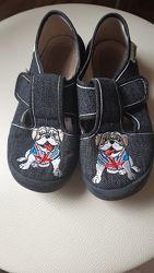 Тапочки Waldi Валди детские мальчуковые 30 размер
