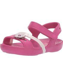 Детские Босоножки Crocs Lina, кроксы сандалии Крокс размеры 23-33 Оригинал.