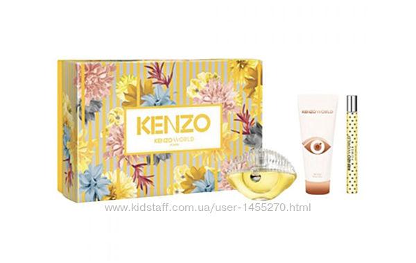 Подарочный набор Kenzo World Power
