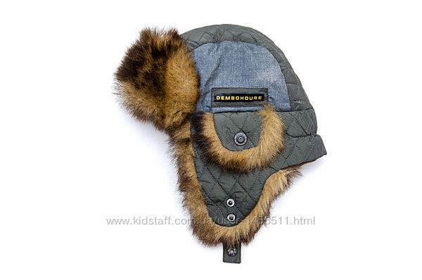Зимняя шапка Dembohouse. Размер 50
