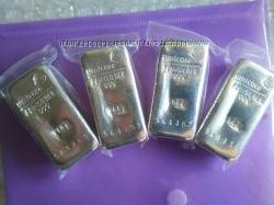 Серебро 250г Umicore