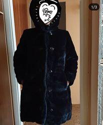 Шуба зимняя
