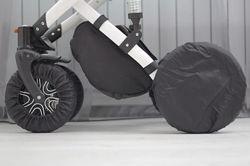 Чехлы-комплект на колеса Ok Style диаметром 19-25см и 30-40см