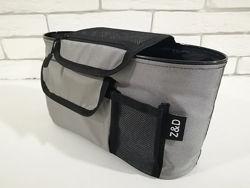 Сумка-органайзер Z&D на коляску/сумка для коляски/сумка на велосипед