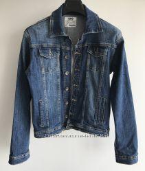 Куртка, джинсовка IDO, Италия, 14-15лет, рост 170см