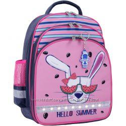 8a21b1ccb323 Рюкзак школьный Bagland Mouse ранец ортопедический с зайкой заец портфель