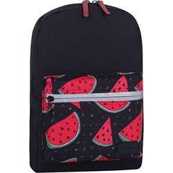 Рюкзак городской Bagland мини 8 л арбузы женский для девочек детский