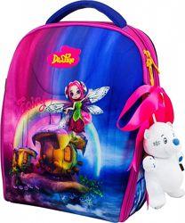 Ранец школьный для девочки DeLune 7mini-017 рюкзак с феей портфель фея